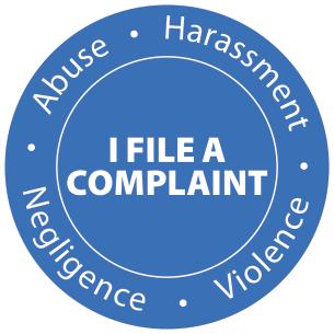 I file a complaint